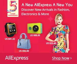 Aliexpress online shop worldwide delivery