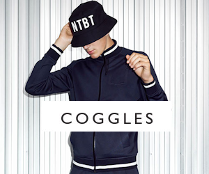 Coggles men's fashion