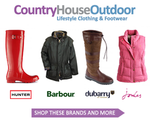 Designer bags and branded clothing at Country House