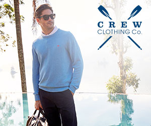 Crew Clothing menswear