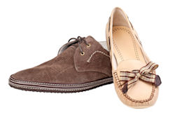 Flat shoes for women and men