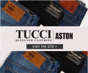 Tucci online store branded clothing