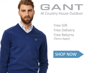 Designer clothes and shoes for men at CountryHouse