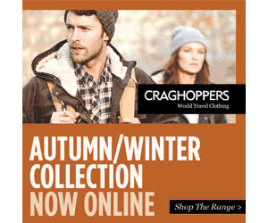 CragHoppers fashion