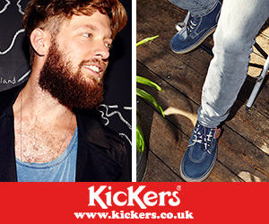 Kickers men's shoes