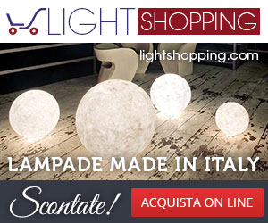 Light shopping Italian design