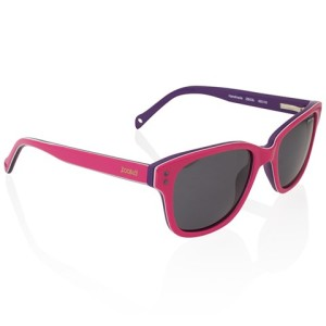 Girls Fuchsia Wayfarer Sunglasses Zoobug Sunglasses