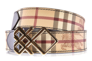 Burberry belt women