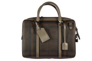 Burberry mens briefcase laptop bag