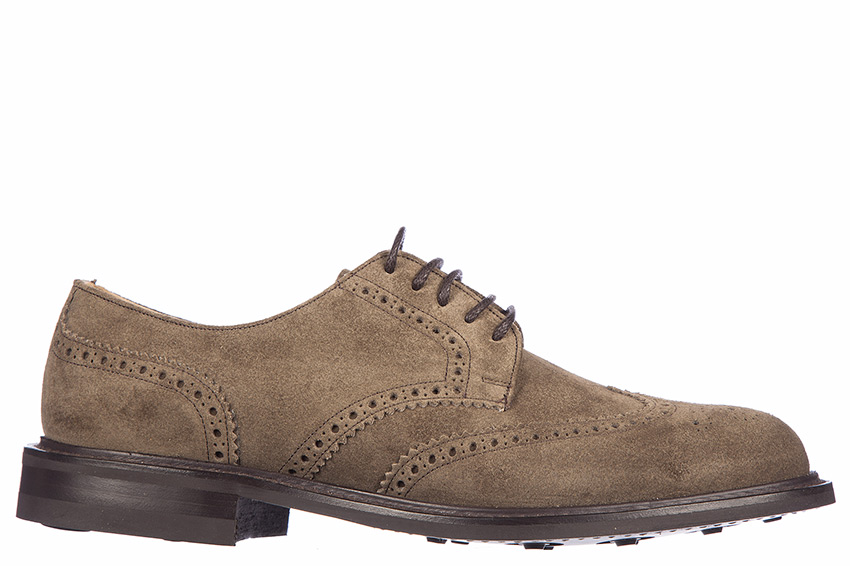 church s s suede dress shoes oxford shoes in brown