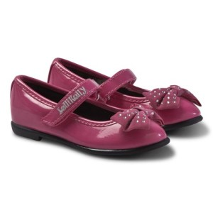 Lelli Kelly Pink Patent Mary Janes girls