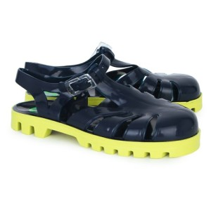 Boys Project Jelly Neon Rocket Jelly Shoes