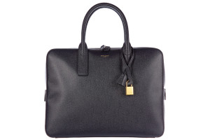 Saint Laurent Paris mens briefcase laptop bag