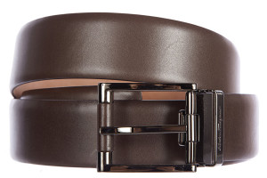 Salvatore Ferragamo men's leather belt