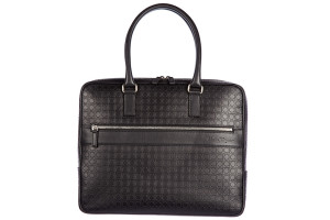 Salvatore Ferragamo mens briefcase laptop bag