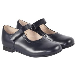 Start-Rite Delphine Navy Leather Mary Janes girls