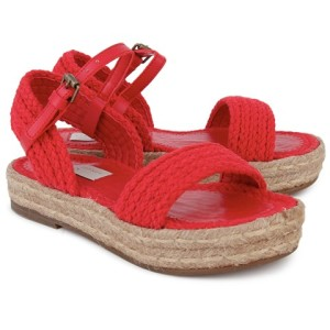 Stella McCartney Kids Linda Sandal girls
