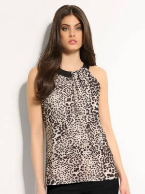 Ink Animal Prink Top Marciano Guess