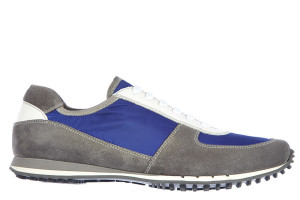 Car Shoe Blue sneakers men