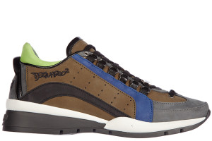 Dsquared2 Brown sneakers men
