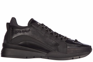 Dsquared2 Black sneakers men