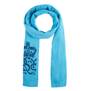 Gaastra mens winter accessories Blue scarf beanie