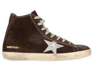 Golden Goose Brown sneakers men