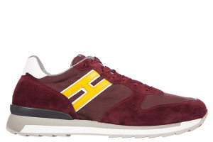 Hogan Red sneakers men