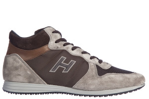 Hogan Grey sneakers men
