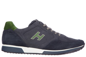 Hogan Blue sneakers men