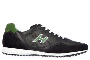 Hogan Black sneakers men