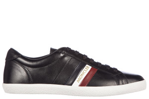 Moncler Black sneakers men