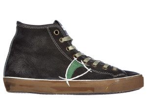 Philippe Model Black sneakers men