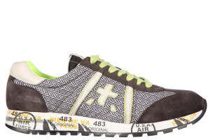 Premiata Grey sneakers men