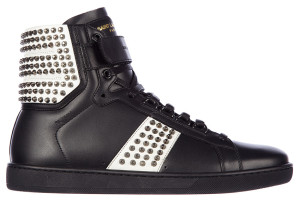 Saint Laurent Paris Black sneakers men