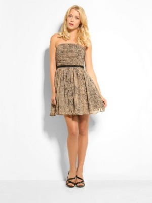 Guess Victoria Animalier Dress