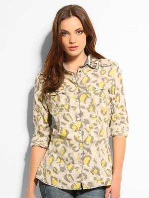 Guess womens Alva Shirt blouse