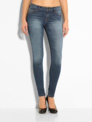 Guess womens Curve X Homested Denim Pant trousers