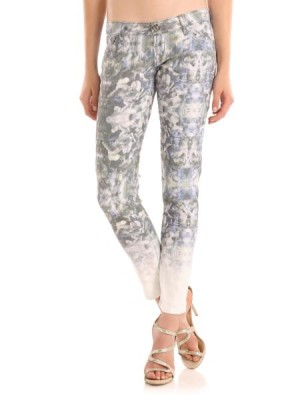 Guess womens Flowered Beverly Pant trousers
