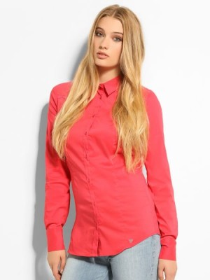 Guess womens Jayden Shirt blouse