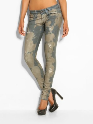 Guess women's jeans Military Jegging Denim Pant