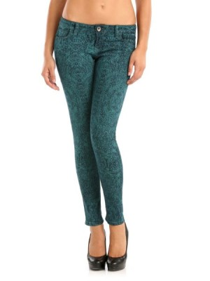 Guess women's jeans Shadow Stretch Beverly Denim Pant