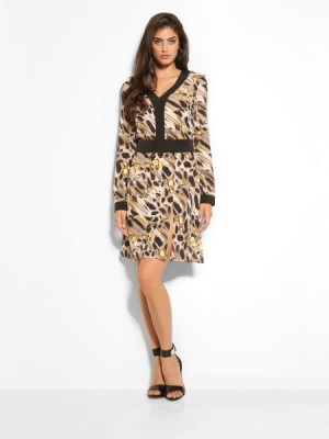 Marciano Guess Marciano Graphic Print Dress