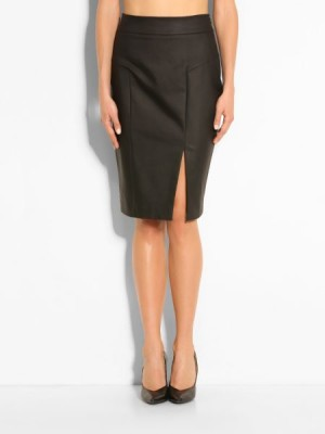 Marciano Guess Marciano Side Split Skirt women