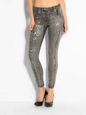 Marciano Guess women's jeans Marciano Laminated Denim Pant