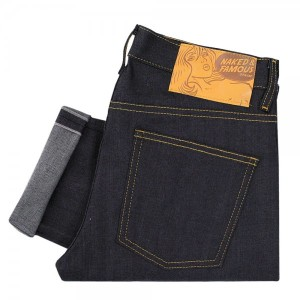 Naked and Famous Denim jeans men