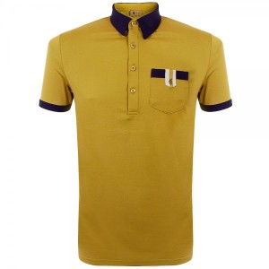 polo shirt men Gabicci Vintage 1973