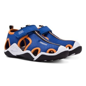 Boys Geox Blue Wader Shoes
